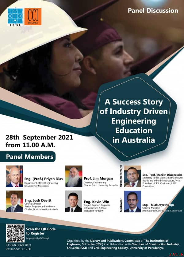A Success Story of Industry Driven Engineering Education in Australia