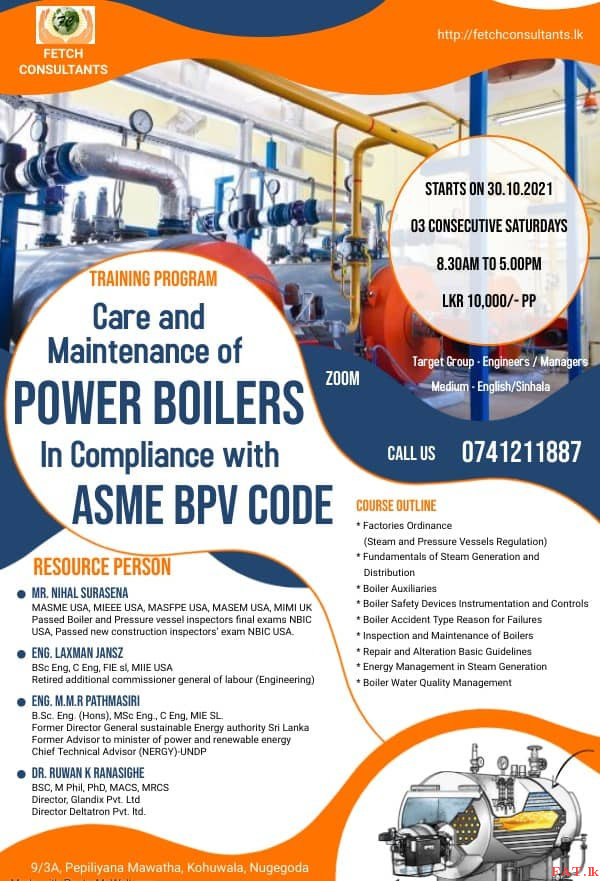 Care and Maintenance of Power Boilers in Compliance with ASME BPV Code