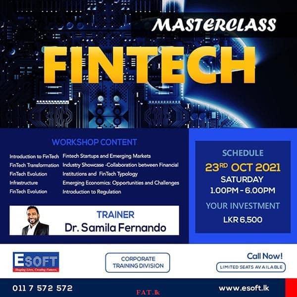 Master Class - FinTech
