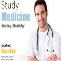 Study Nursing in Europe
