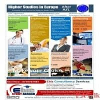 Study Nursing in Europe