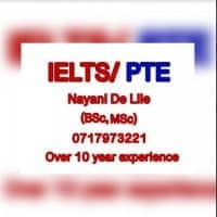 IELTS Trained Teacher