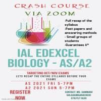 IGCSE Biology, Chemistry