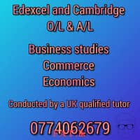 London O/L A/L classes