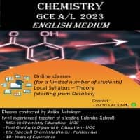 Chemistry Online Classes
