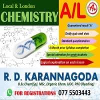 AL Chemistry