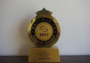 Bestweb 2017 - Winner