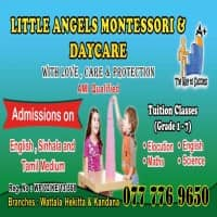 Little Angels Montessori and Daycare - வாட்டல