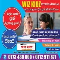 Wiz Kidz International Montessori - Kiribathgoda