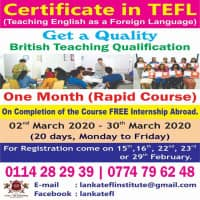 Get Certified to Teach Abroad