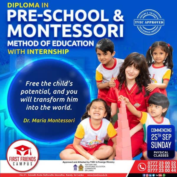 Teacher Training Diploma In Montessori Method Ami And Primary Education3