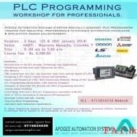 PLC Programming Practical Course - Horana
