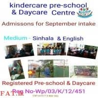 Kindercare Pre School & Daycare Centre - Panadura