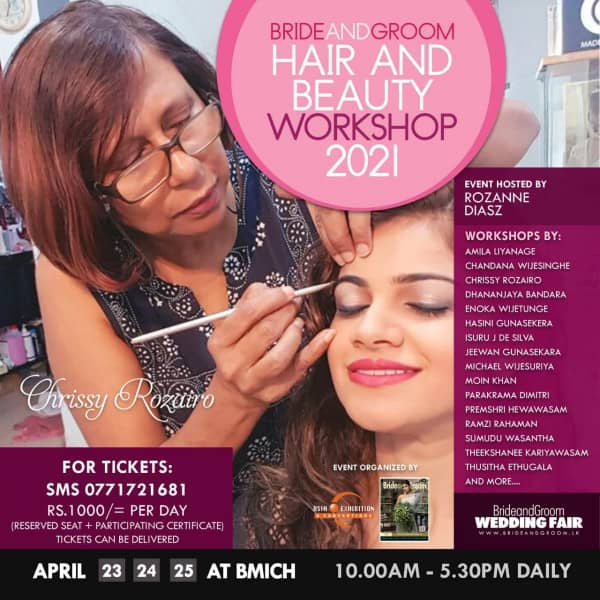 Hair and Beauty Courses - Wattala and Kandana