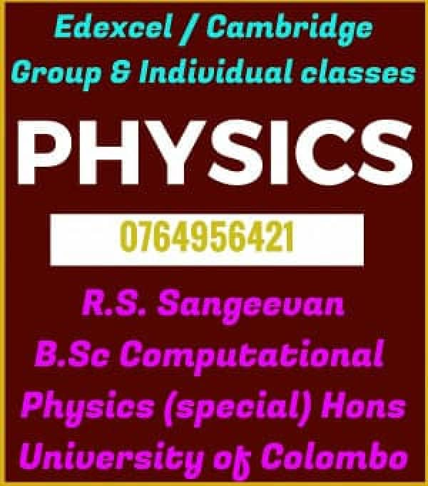 Physics for Edexcel / Cambridge AS & ALm1