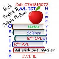 Home visit Maths, Science & ICT tuition or group classes