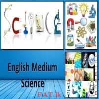 Science and Maths English medium classes