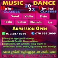 Indian Music Academy - Nugegoda