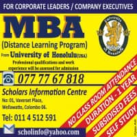 MBA & PhD (USA) - Distance Learning Program