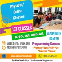 ICT and Programming Classes