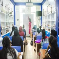 Chemistry for London O/L & A/L with practicals