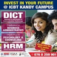 HRM, Psychology and Business Administration Courses - Kandy