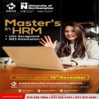 Masters in Human Resource Management (HRM)