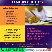 IELTS Classes - Kurunegala