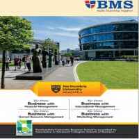 BSc (Hons) - Business with Human Resource Management