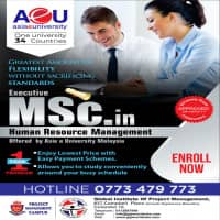 Executive MSc in Human Resource Management