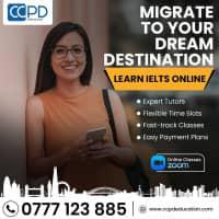 IELTS Coaching - கொழும்பு 6