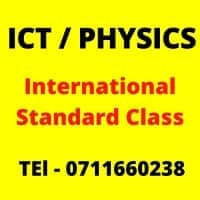 Mathematics / Physics and Information Technology