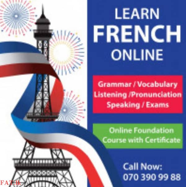 French, English and ICT classes for Beginners, Grade 1 - 13 (Cambridge, Edexcel, Local) and adults.mt2