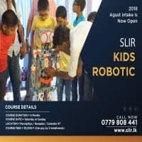 Sri Lanka Institute of Robotics (SLIR)