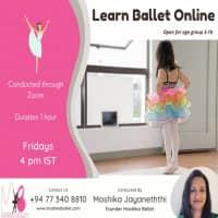 Best Ballet Training in Galle and Matara
