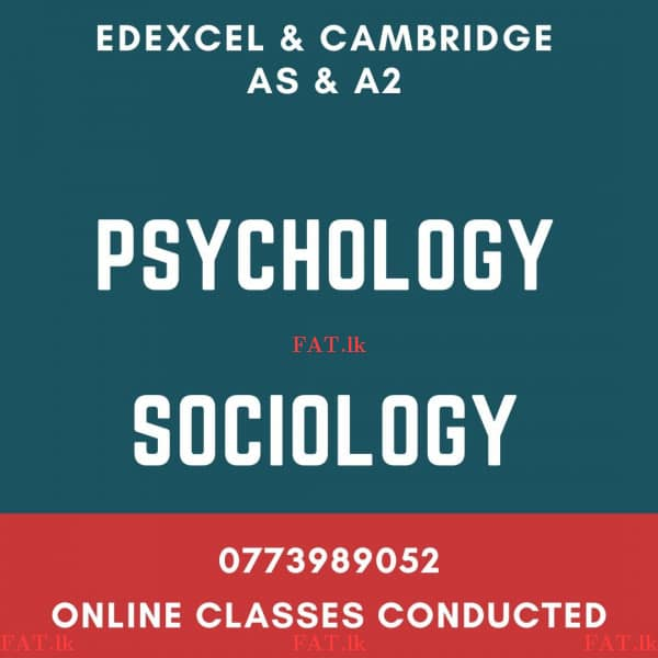The Most Experienced Psychology and Sociology Teacher (Online Classes Conducted)m1