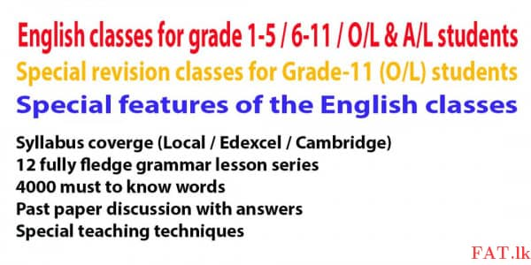 English for grade 6-11m2