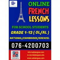 French Classes In Nugegoda