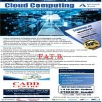 CADD Centre Lanka - Colombo 3