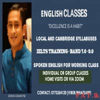 English and English Literature for Local and Cambridge / edexcel, IELTS and Public Speaking