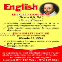 Tutor for English & Literature