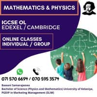 Grade 6-11 Mathematics and Science