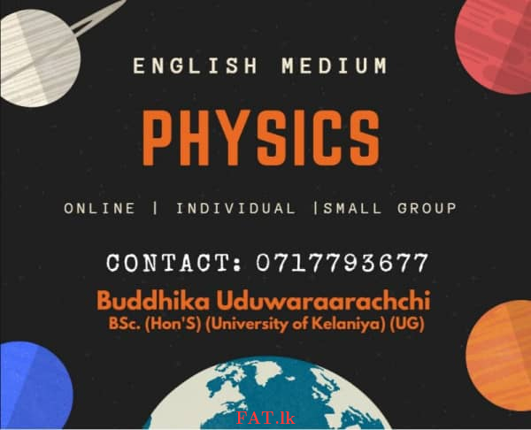 Physics (GCE AL / Edexcel / Cambridge)mt3