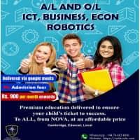 Nova Academy of Business and Technology - Gampaha
