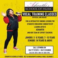 Ashanthi's School of Music