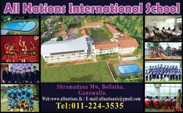 All Nations International School