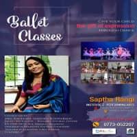 Kandiyan, Ballet and Bharatha Natyam Classes