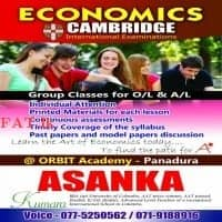 Excellent results for Economics