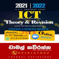 ICT classes O/L and A/L (local and international)