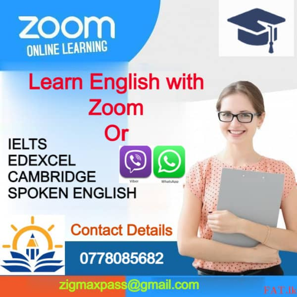 Teacher of English (IELTS / Spoken / Edexcel / Cambridge / Local etc.)mt3